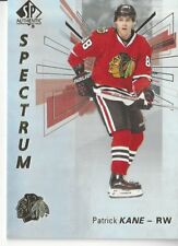 2016-17 SP Authentic Spectrum Lot Unscratched Choose The Cards You Want