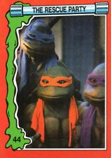Teenage Mutant Ninja Turtles Cartoon  Film 1 Film 2  Individual Trading Cards