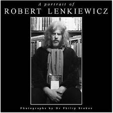 ART COLLECTABLE  Portrait of Robert Lenkiewicz by White Lane Press (HB)