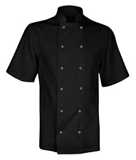 New Chefs Jacket Coat Chef Hat Uniform Chef's Pant Trousers chef wear Catering