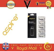 Genuine Aspire Breeze,  Replacement Coil Heads 0.6, Ohm (5 pcs) AUTHENTIC