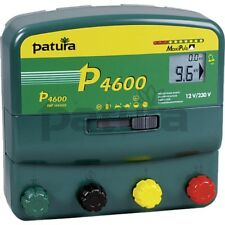 Patura Multi-Voltage Multi-Function Energiser for electric fence Maxipuls