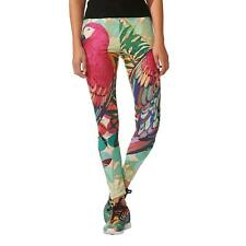 adidas Originals The Farm Arari Leggings Sport & Freizeit Hose Papagei M69819