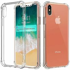 Apple iPhone X XS Max XR Luxury Ultra Slim Shockproof Bumper Case Cover