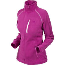 Trespass Womens/Ladies Perrie Marl Rib Lightweight Fleece Jacket