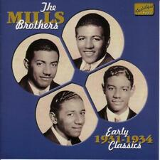 The Mills Brothers - Early Classics 1931-1934