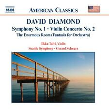 Seattle Symphony Orchestra - David Diamond: Symphony No. 1; Violin Concerto N...