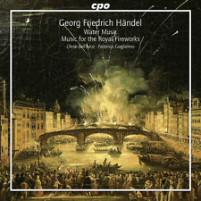 Federico Guglielmo - Händel: Water Music; Music for the Royal Fireworks