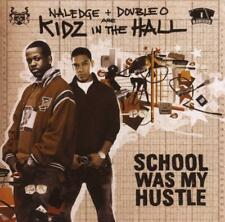NALEDGE + DOUBLE O ARE KIDZ IN THE HALL - School Was My Hustle