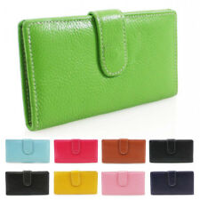 New Women's Real Leather Purse Pouch Wallet Clutch Card Holder Handbag Mini Bag