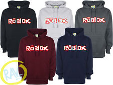 New Kids Boys Girls Roblox Gaming Xbox Gamer Christmas Hoodies Xmas Hoody Gift