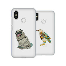 OFFICIAL POM GRAPHIC DESIGN ANIMALS 2 HARD BACK CASE FOR XIAOMI PHONES
