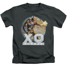 X-O XO Manowar Comic VINTAGE MANOWAR Cover Licensed T-Shirt KIDS Sizes 4, 5/6, 7