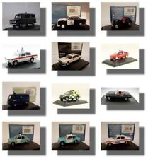 Oxford Diecast POLICE CARS  1/76 SCALE Model Car British Dublo, Railway