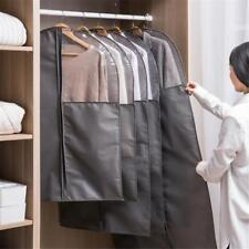 Clothes Garment Suit Dress Storage Bag Dust Proof Cover Travel Carrier Protector