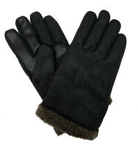 Isotoner Hombre Smarttouch Informal Antelina Guantes - A75613