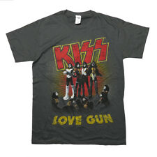 Kiss - Love Gun T Shirt Size:M - NEW & OFFICIAL