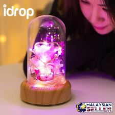 idrop Christmas Wishing LED Bluetooth Speaker Portable Santa/Eternal Flower