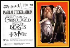 Panini Fantastic Beasts: The Crimes of Grindelwald (141 to 204) Please Select