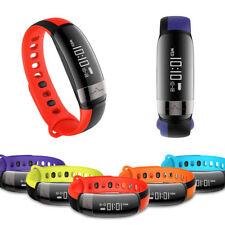 M6S Smart Bracelet Bluetooth Fitness Tracker Heart Rate Monitor Pedometer Watch