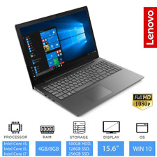 "Lenovo V130 - 15.6"" Full HD Laptop 4GB / 8GB RAM, 128GB / 256GB SSD / 500GB HDD"