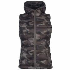 IFlow Camouflage Series Gilet Womens Grey Vest Jacket Hiking Outdoors Outerwear