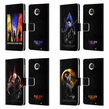 STAR TREK DISCOVERY DISCOVERY NEBULA CHARACTERS LEATHER BOOK CASE FOR MOTOROLA