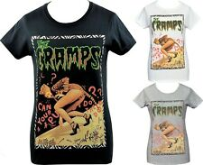 PSYCHOBILLY POISON IVY TIGER S-5XL MENS TANK CRAMPS CAN YOUR PUSSY DO THE DOG