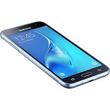 "NEW! Samsung Galaxy J3 8 Gb Smartphone 4G 12.7 Cm 5"" Super Amoled 1280 X 720 Hd"