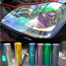Car Smoke Fog Light Headlight Taillight Tint Vinyl Film Sheet Sticker Waterproof