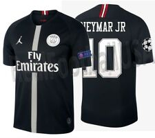 Jordan Neymar Jr Psg Paris Saint-Germain Champions League Prima Maglia 2018/19