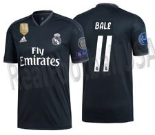 e16d4e4fd ADIDAS GARETH BALE REAL MADRID UEFA CHAMPIONS LEAGUE AWAY JERSEY 2018 19