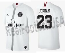 Jordan Michael Jordan Psg Paris Saint-Germain Ucl Away Maglia 2018/19