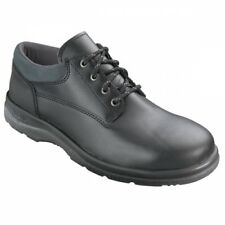 9584.9 UVEX SIZE 9 WIDE FIT LACE-UP SAFETY SHOES S2 BLACK