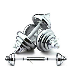 Dumbell GYM Fitness KIS IRON Plating 10kg 15kg 20kg 30kg