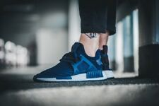 Adidas Originals Mens NMD XR1 Primeknit Trainers, Navy, All sizes, RRP £129.99