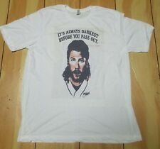 EASTBOUND AND DOWN Kenny Powers Pass Out Soft Slim Fit T-Shirt NEW S-3XL