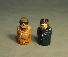 1:30 Allied Pilots Two Figures - Knights of the Skies Collection