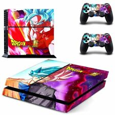 sticker console PS4 slim Pelle Dragon Ball Sony Z PlayStation 4 Kit completo
