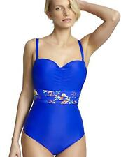 Panache Florentine Underwired Padded Swimsuit SW1058 Swimming Costume Cobalt