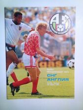 1970 - 1992 USSR RUSSIA in WC EURO Friendly v England Spain Germany France ...
