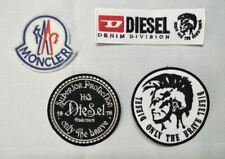ecusson patch DUCATI DIESEL ONLY THE BRAVE moto gp