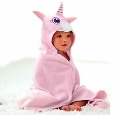 Baby Hooded Towel Upsimples Unicorn Baby Towels for Baby Girls 35 × 35 Inches