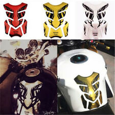 Motorcycle Car Stickers Flame Fuel Tank Fish Bone Pattern Decoration Supply QL