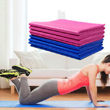 Exercise Yoga Pad Mat Non Slip Durable Pilates Fitness Gym Cushion Tool Hot