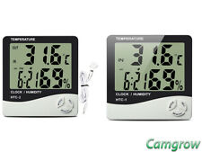 Digital Series - Indoor/Outdoor Min Max Humidty Thermometer & Hygrometer