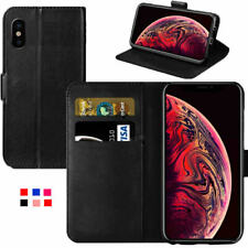 Luxury Magnetic Leather Wallet Flip Phone Case For iPhone 5 SE 6 7 8 Plus Stand
