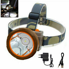 LED Headlight Rechargeable Powerful Headlamp head Lamp Flashlight Torch Camping