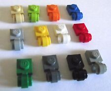 part 4081 Choose your colour! LEGO 1x1 modified plate with ring  x packs of 20