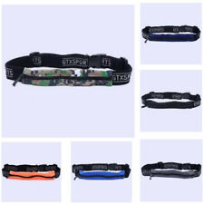 Waist Bags Running Pockets Riding Waterproof Waistband Outdoor Sports For Unisex